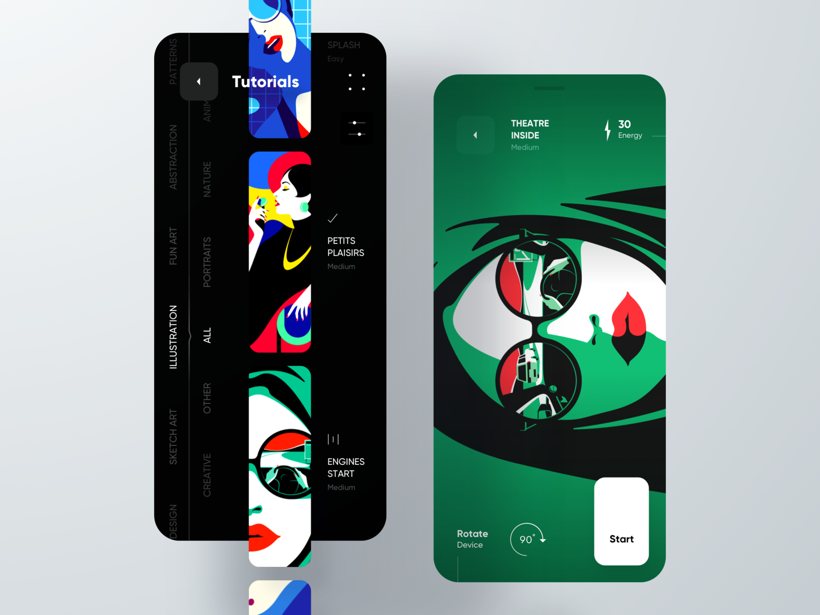 Drawing Tutorials App Web design icon, App, Drawings