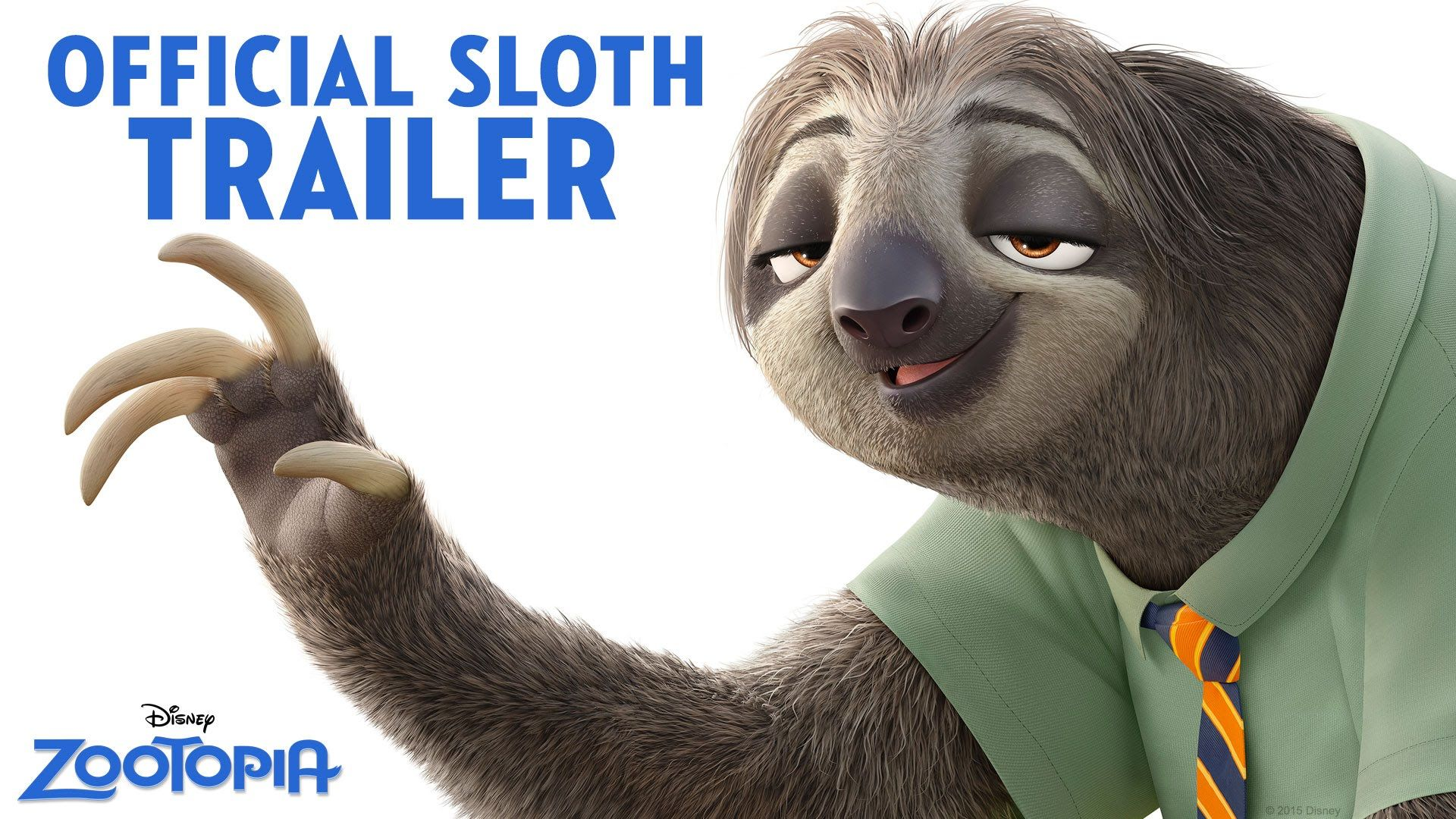 The new trailer for Zootopia is here! Watch now and see