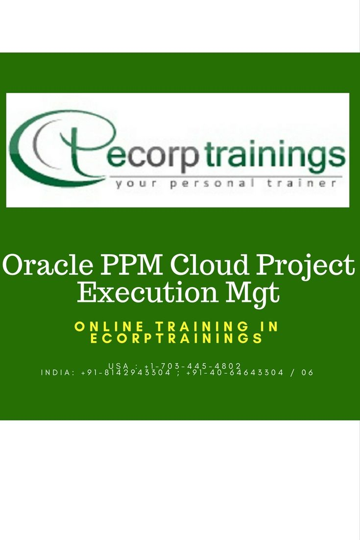 Best Institute For Learn Oracle Ppm Cloud Project Execution