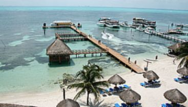 isla mujeres palace couples only resort off the coast from cancun rh pinterest com
