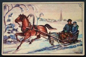 Jõulukaart, Axel Roosman