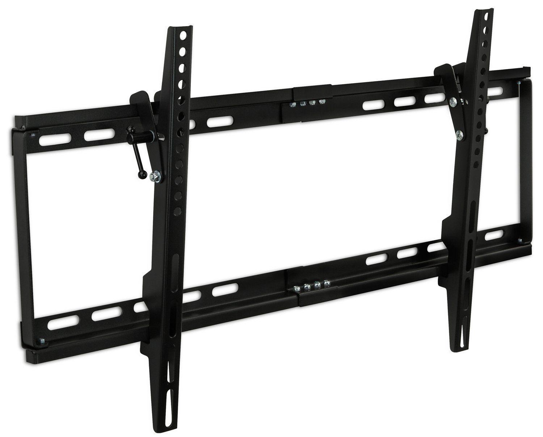 Mountit mi1121m slim tilt tv wall mount bracket for led