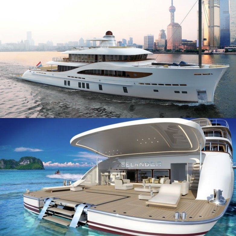 zeelander z164 50m luxury explorer yacht tiny super ultra rh pinterest com
