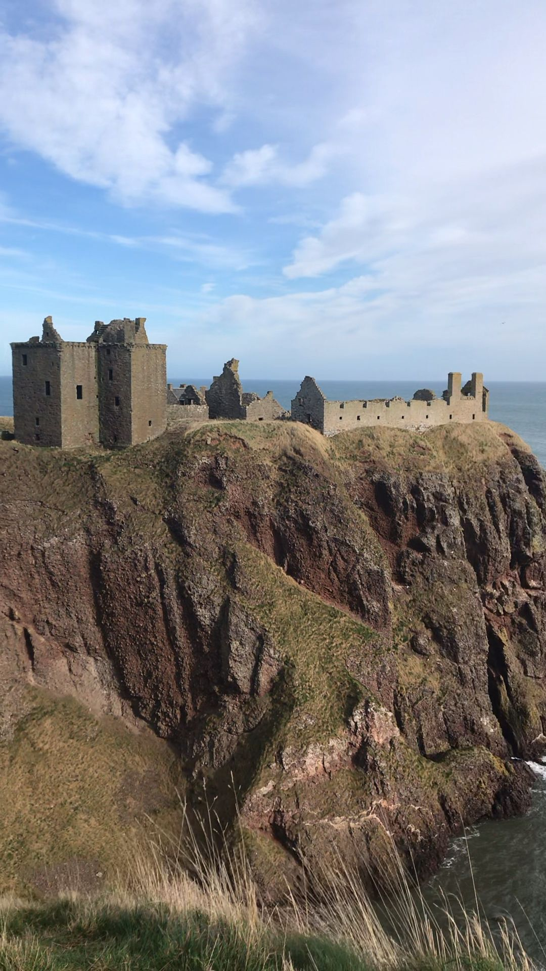 Looking to visit Dunnottar Castle? Find out what else there is to do in the area #scotland #castle #aberdeen