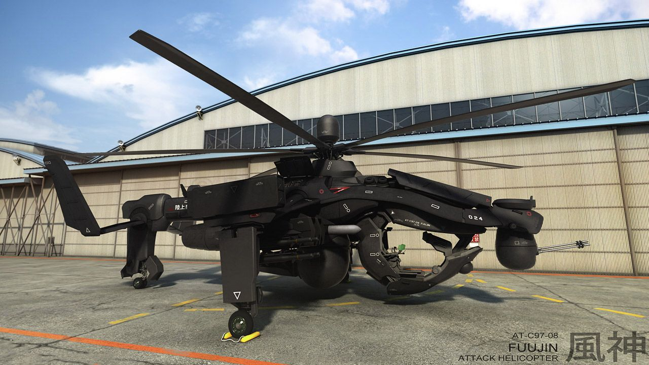Elicottero Drone : Miletary heli drone helicopters in the military new