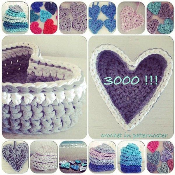 crochetinpaternoster crochet collage