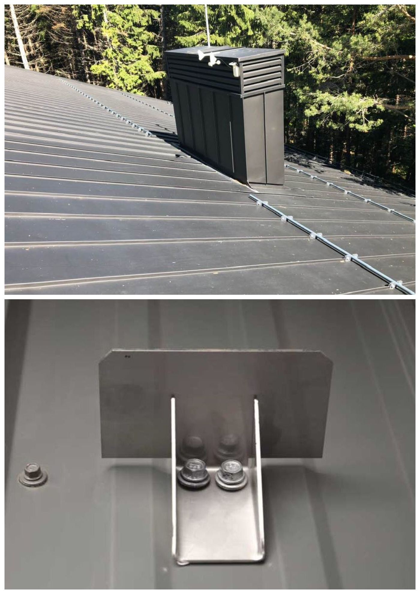 This Article Will Introduce You To Stainless Steel Snow Guards This Is The Most Seldom Option Metal Roof Snow Guards Metal Roof Metal Shingles Steel Roofing