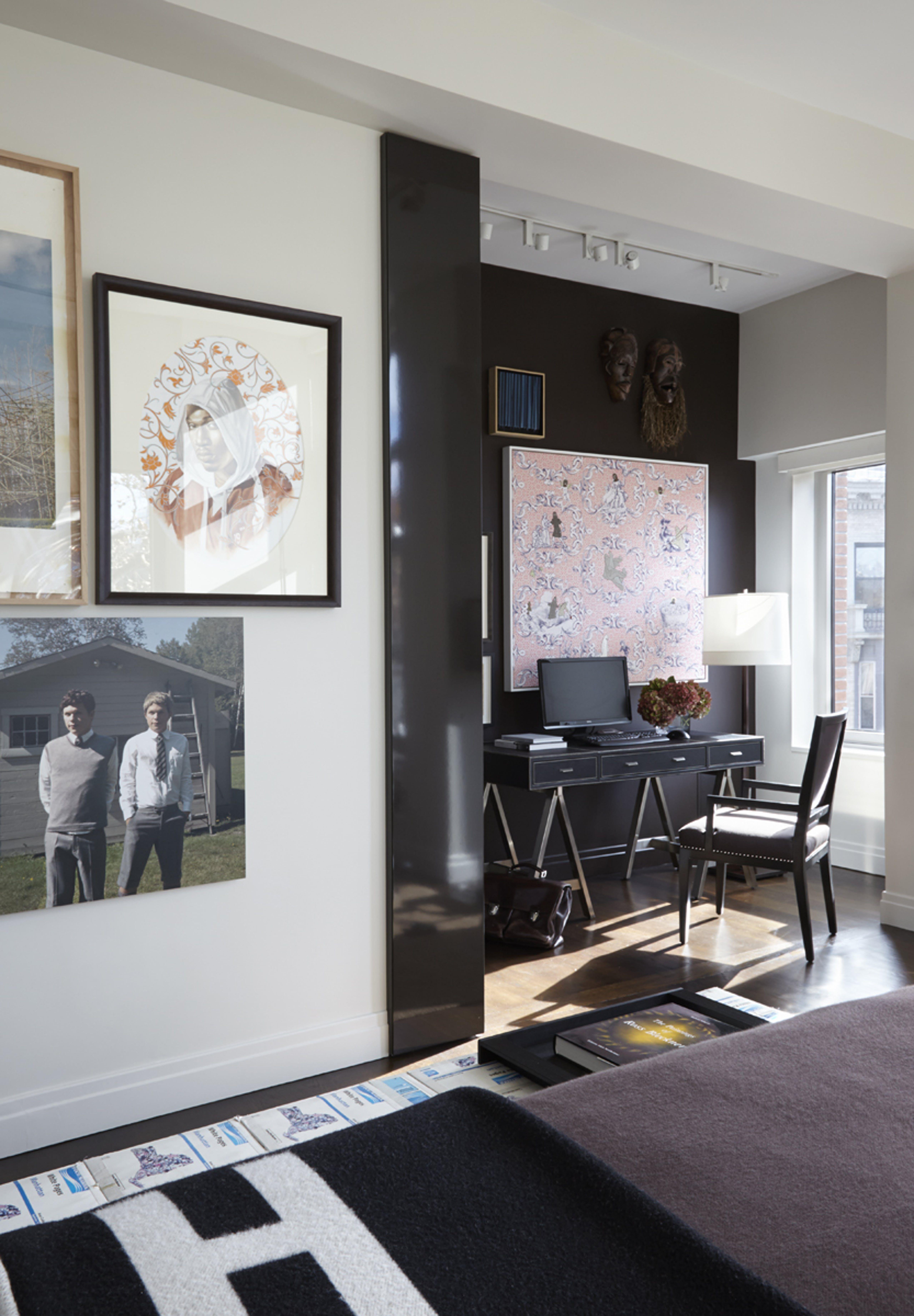 Neal Beckstedt Studio Portfolio Interiors Bedroom Home Office