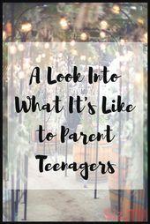 Sind Sie ein Elternteil eines jugendlichen Neugierig, was die nächste Stufe der…