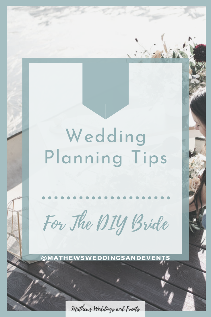 Wedding Ceremony - Step by Step Planning Guide — Mathews Weddings and Events