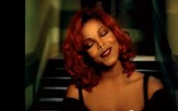 Together Again Deeper Mix Red Hair Dyed Red Hair Janet Jackson