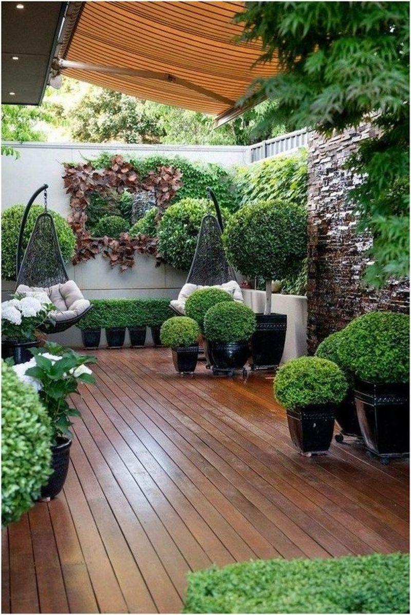 35 beautiful modern small backyard design ideas in 2020 on most beautiful backyard landscaping ideas id=32466