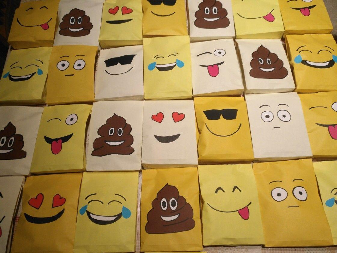 Y Chuches Bolsas Emoticonos DiyCumple EmoticonosBolsos trCxhQdBos