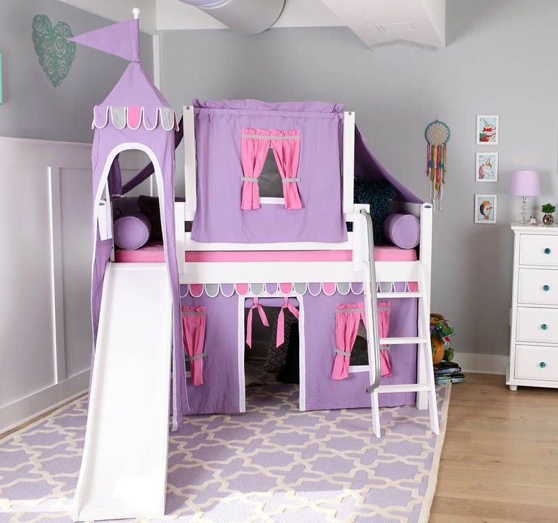 Best Bunk Beds Design Ideas For Boys Girls Bed With Slide