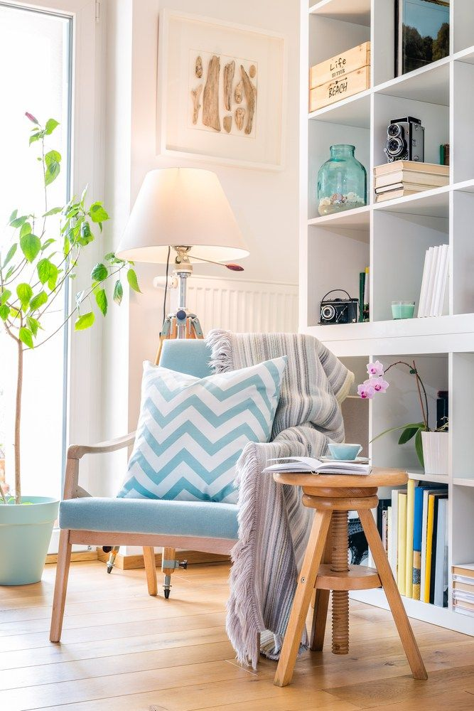 5 Ideas for a Reading Corner 5