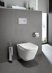 Roca S Cleanrim The Gap Wall Hung Wc Is Easy To Clean Produkt
