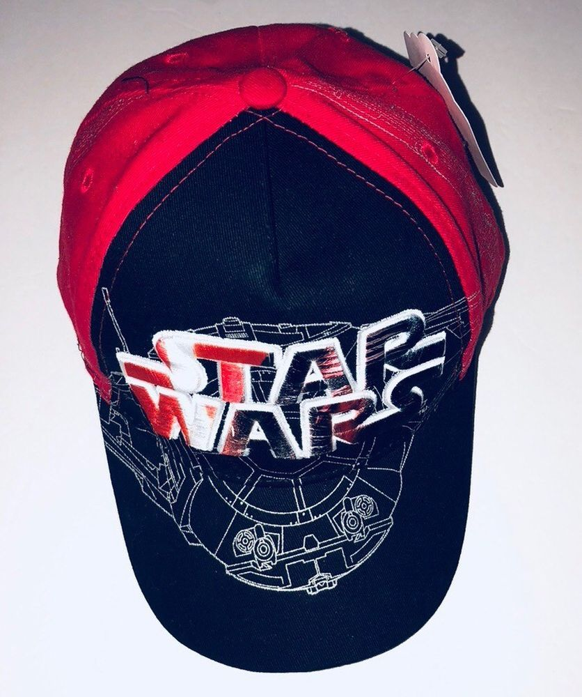 1f935a925e9 Star Wars Youth Baseball Cap Hat Adjustable Size Red  fashion  clothing   shoes  accessories  mensaccessories  hats (ebay link)