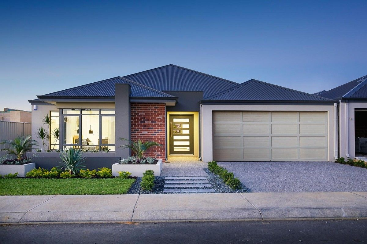 display home hilbert the concourse in 2019 blueprint homes rh pinterest com