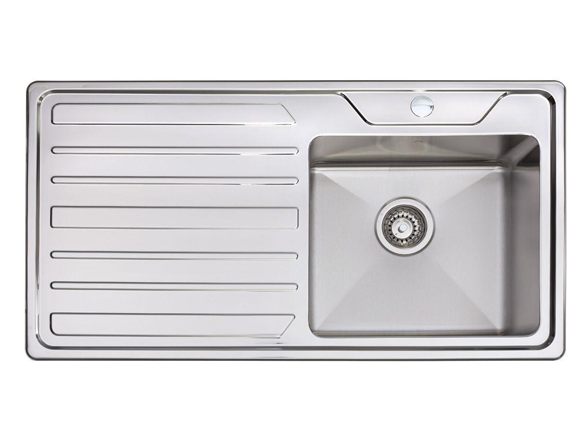 Afa Cubeline 935mm Inset Kitchen Sink Inset Sink Sink Inset