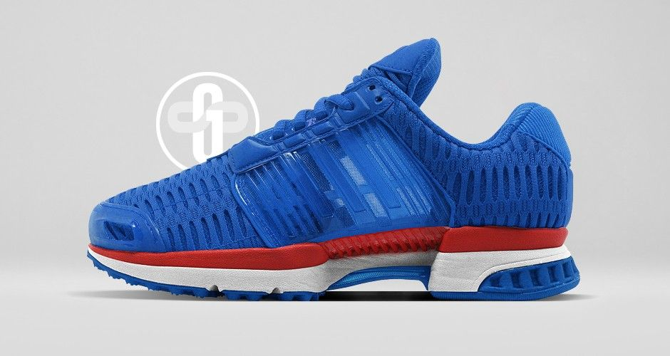 La Adidas Climacool 1 imaginée dans un colorway Pepsi inspiré de la célèbre…