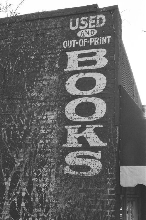 Used and Out-of-Print Books.