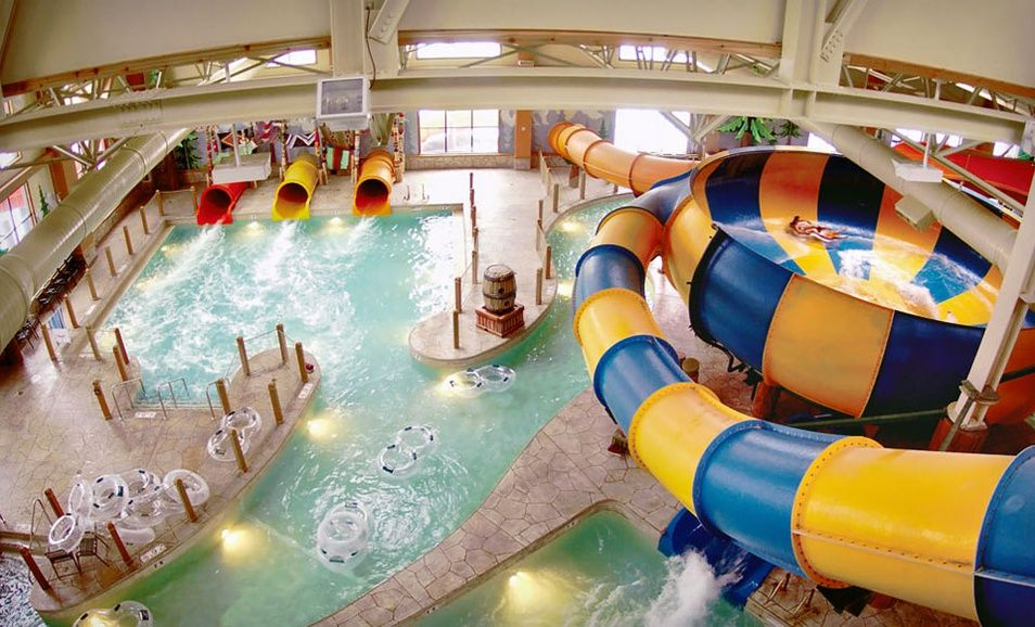 One Or Two Night Stay With Water Park Passes At Great Wolf Lodge