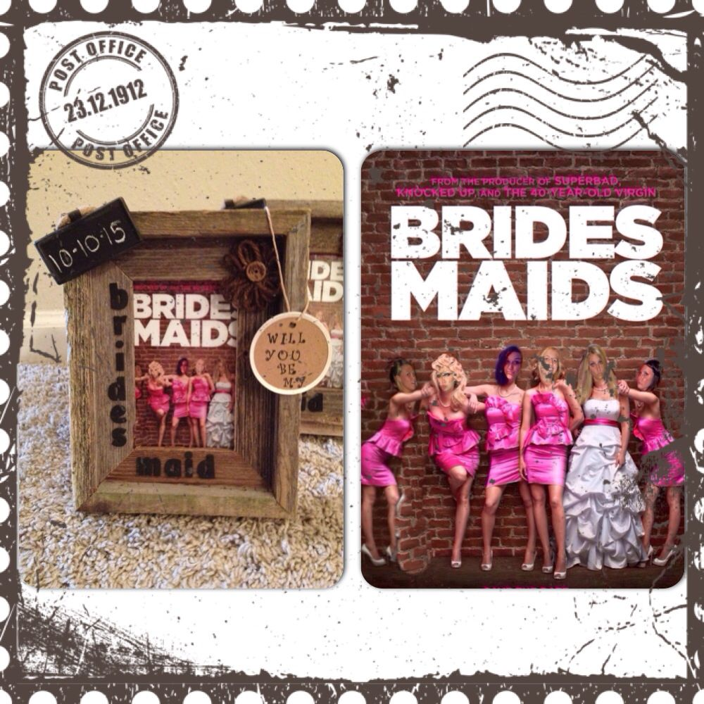 How to ask bridesmaids to be in wedding #bridesmaids #wedding | My ...