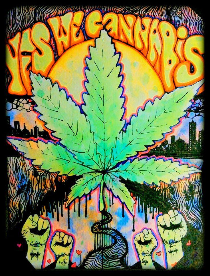 Cannabis Art Tumblr Google Search Stonersalike Pinterest
