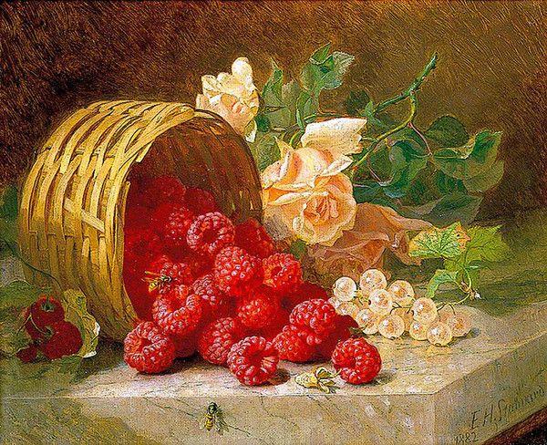 Bien connu Peinture -Nature morte Eloise Harriet Stannard | Natures mortes  SN04