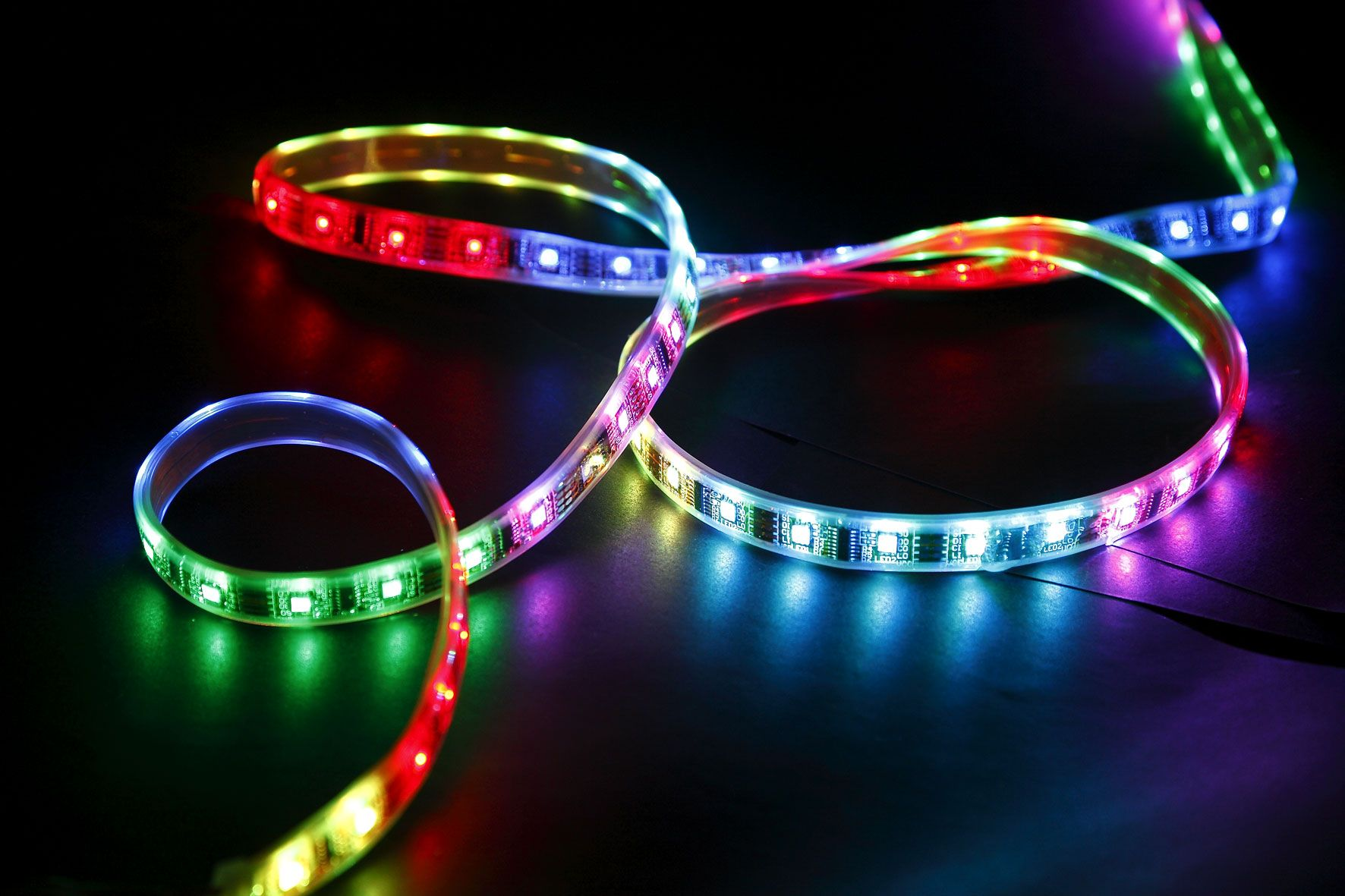 how install ribbon strip led to blog under leds lighting lights light cabinet flexfire