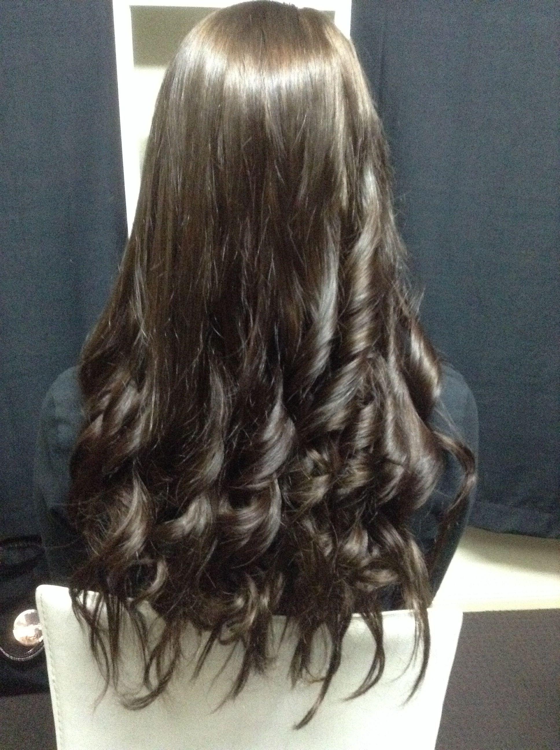 Luscious Long Locks At Lashings 20 Double Drawn Indian Hair