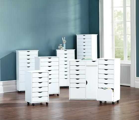Lifestyle Stanton Mahogany Storage Cabinets For Makeup Organization White Home Decor Home Storage Cart