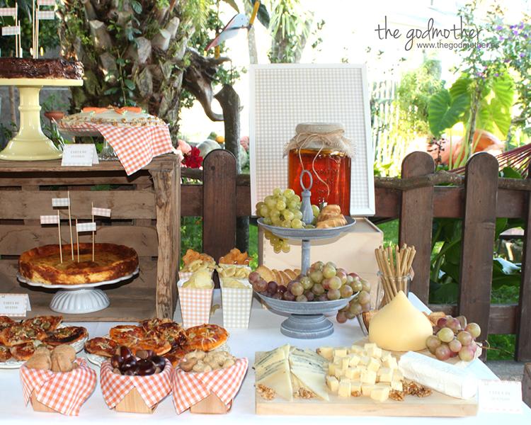 Ideas en imagenes para decorar cumplea os campo buscar - Menu para fiesta de cumpleanos en casa ...