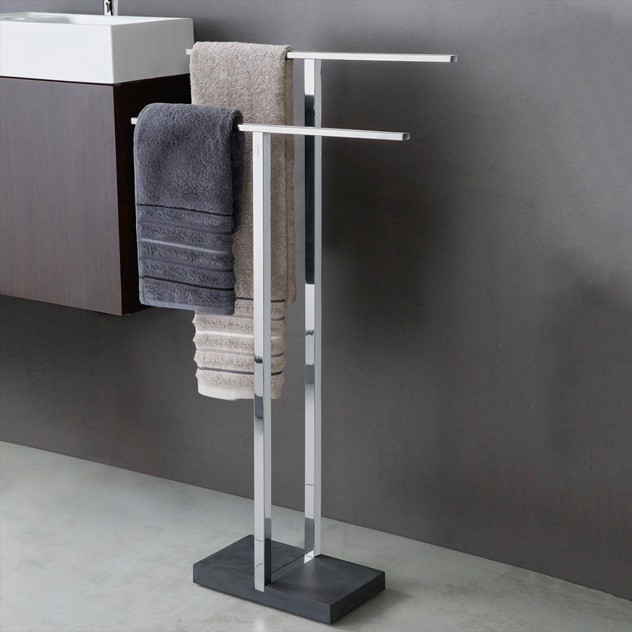 Polystone wc-butler of Polystone handdoekenrek - Bekroond design ...