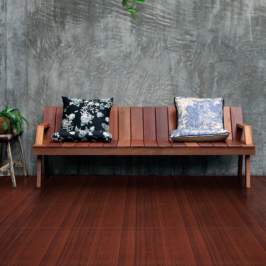 Piso plainwood 40x40 rojo m2 pisos casas modernas for Pisos interiores