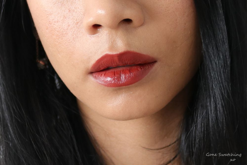 Soft, Brown Smokey Eyes and Nude Mauve Lips - Featuring