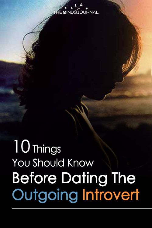 things you should know before dating an outgoing introvert