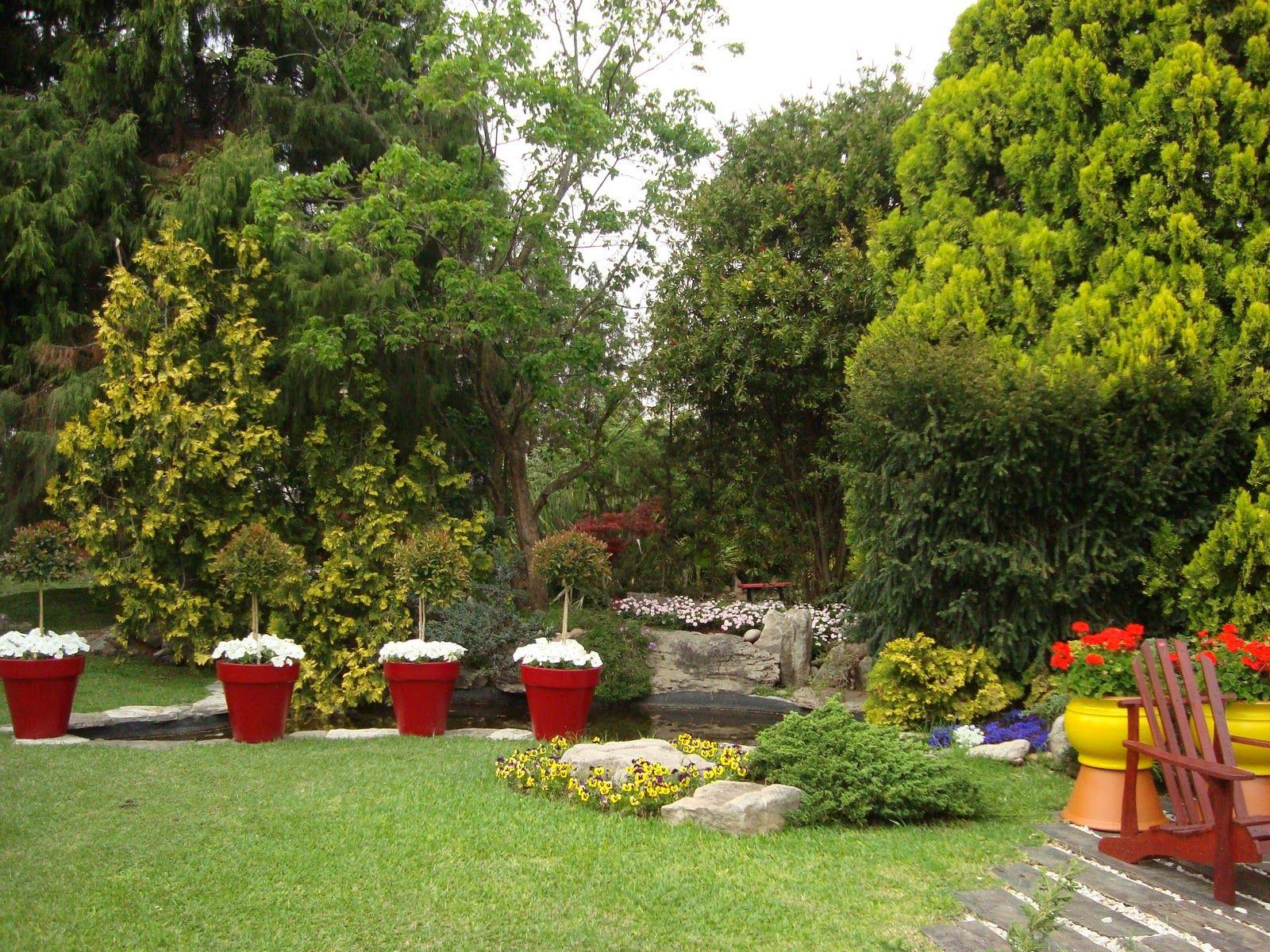 10 consejos para decoraci n de jardines peque os jardin - Decoracion jardin pequeno ...