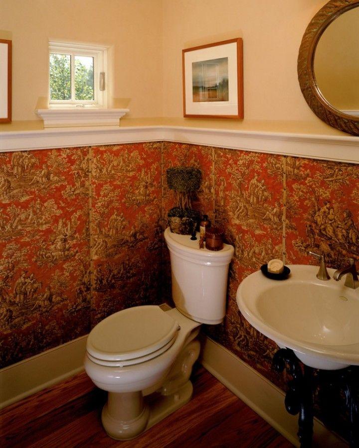flooring ideas for small bathrooms%0A    Half Bathroom Ideas and Design For Upgrade Your House