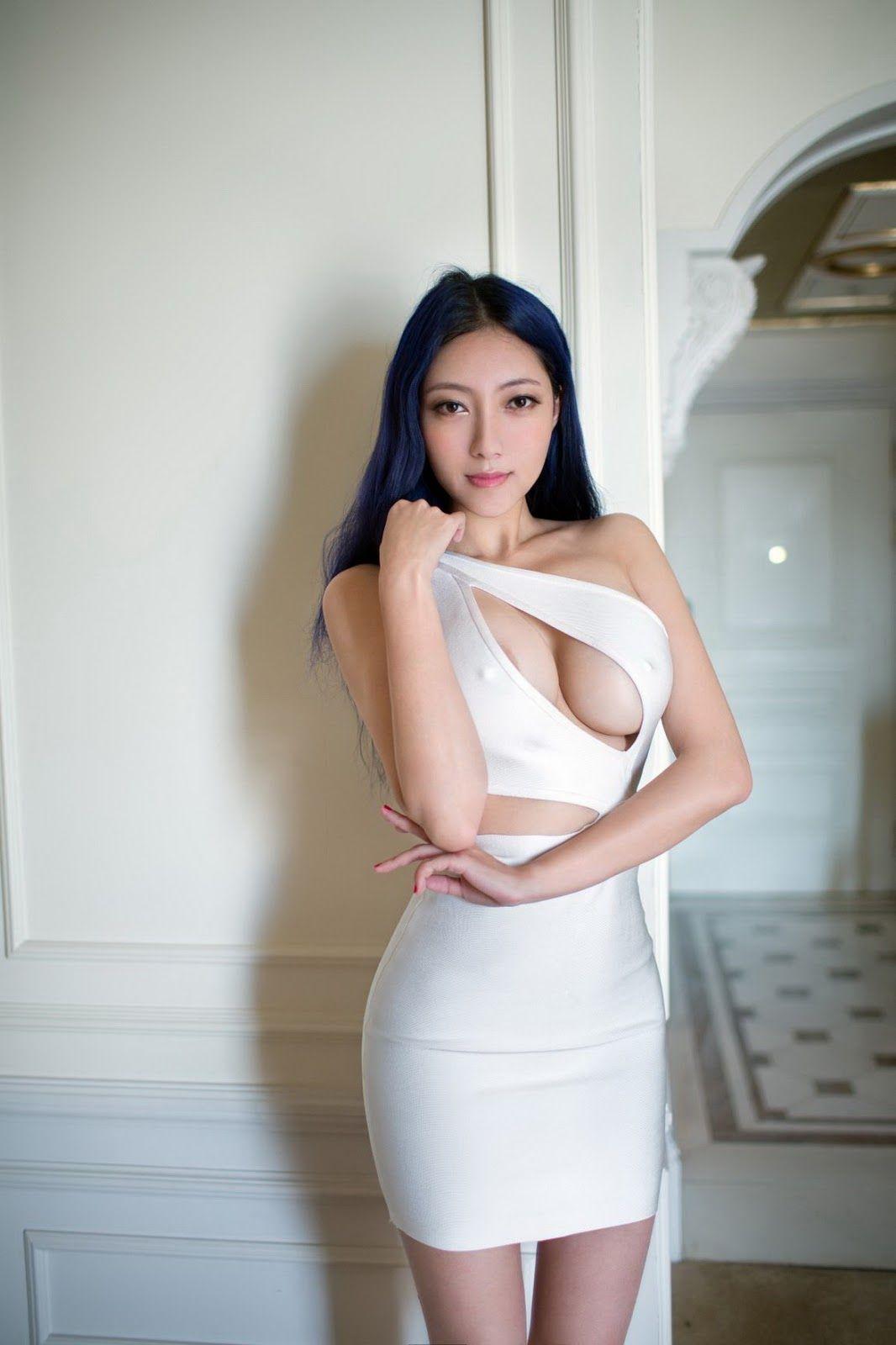 Nude female asian models