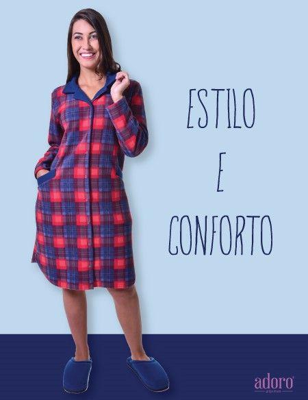 831bf7977 Pijama estilo camisão
