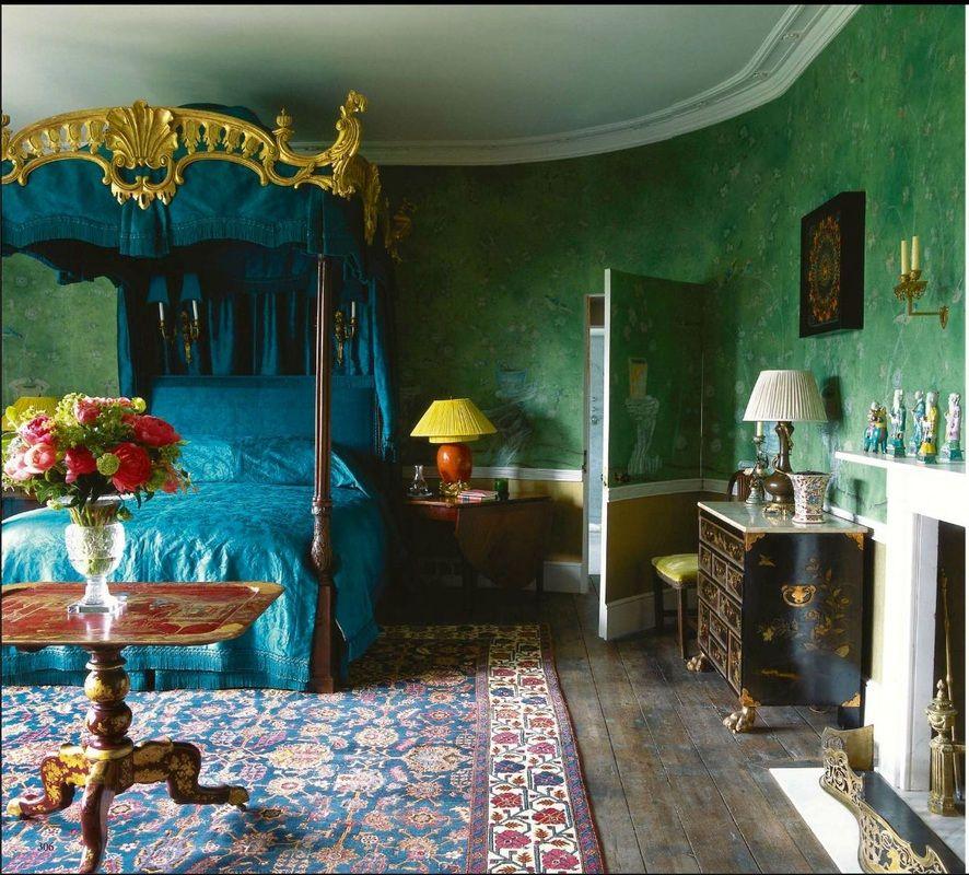 Stud House At Hampton Court In London Is A Centuries Old Georgian - Beautiful georgian house in london