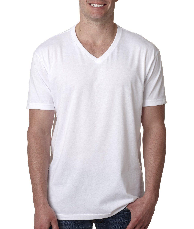 113bf8a52f78cb Best Mens White V Neck T Shirts