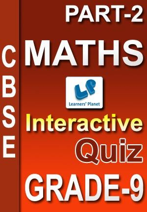 9-CBSE-MATHS-PART-2 Interactive quizzes & worksheets on Exponents of ...