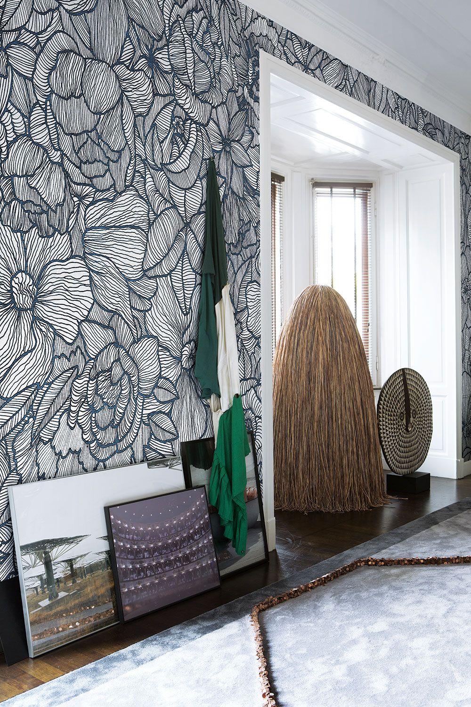Wallpaper Model IMPETRO LOST Designed by Alba