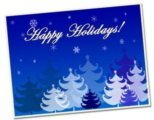 Corporate or business christmas greeting cards business christmas happy holidays business christmas card example reheart Images
