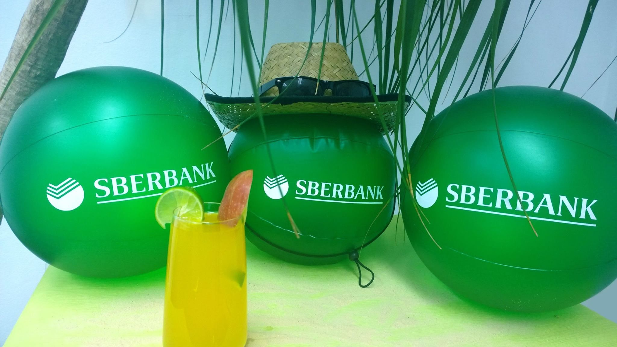 Sberbank Hrvatska - lopta, blok i kemijska (11. 08. 2014.)