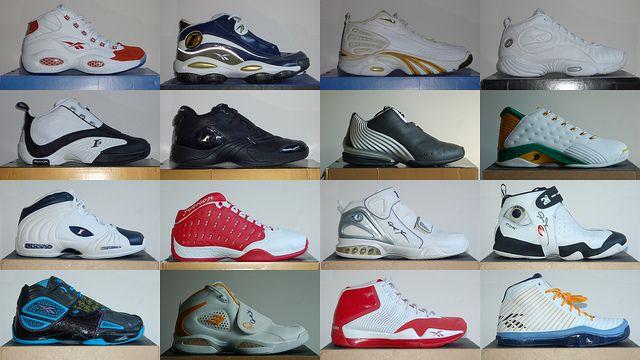 AI3 shoes collection