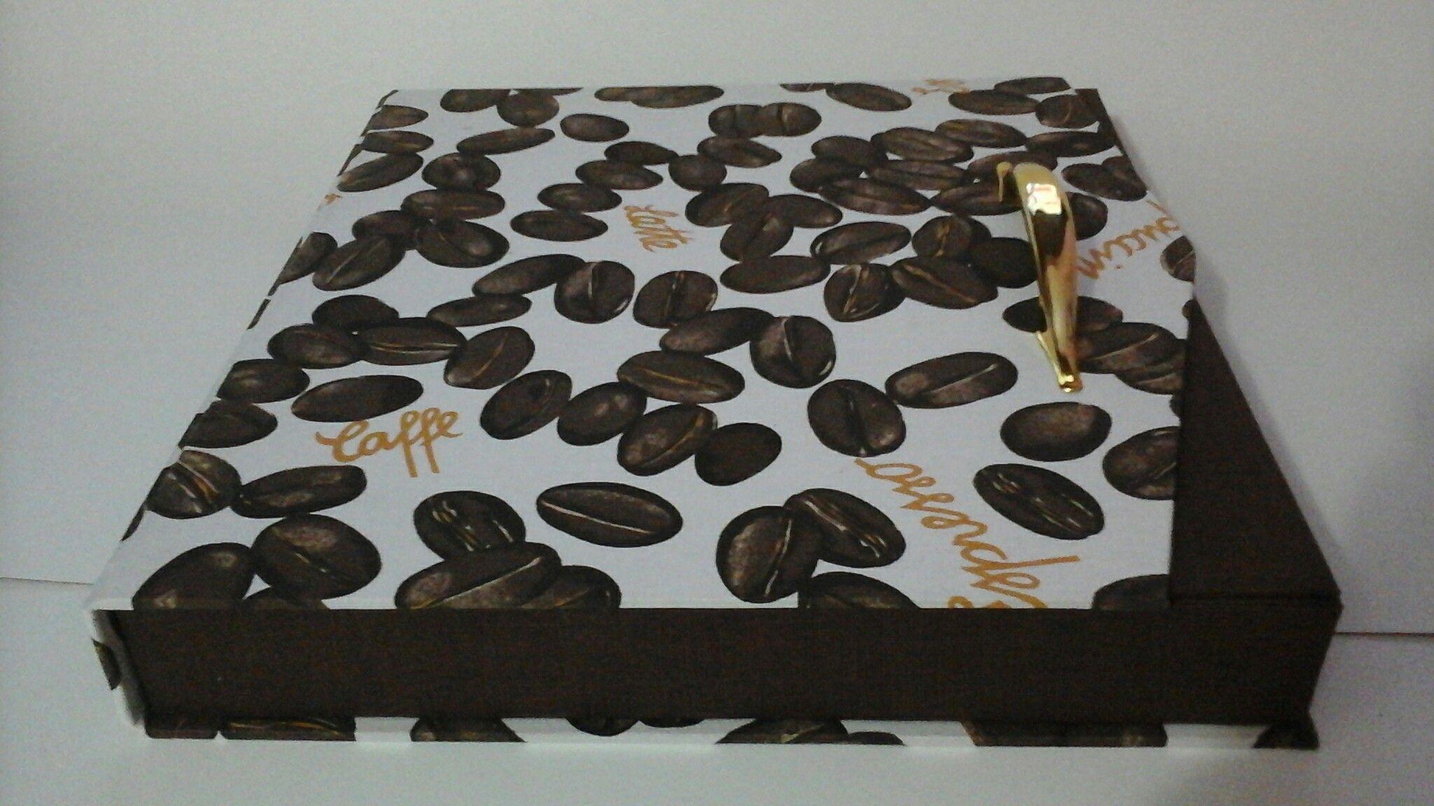 Caixa de cápsulas 50unidades