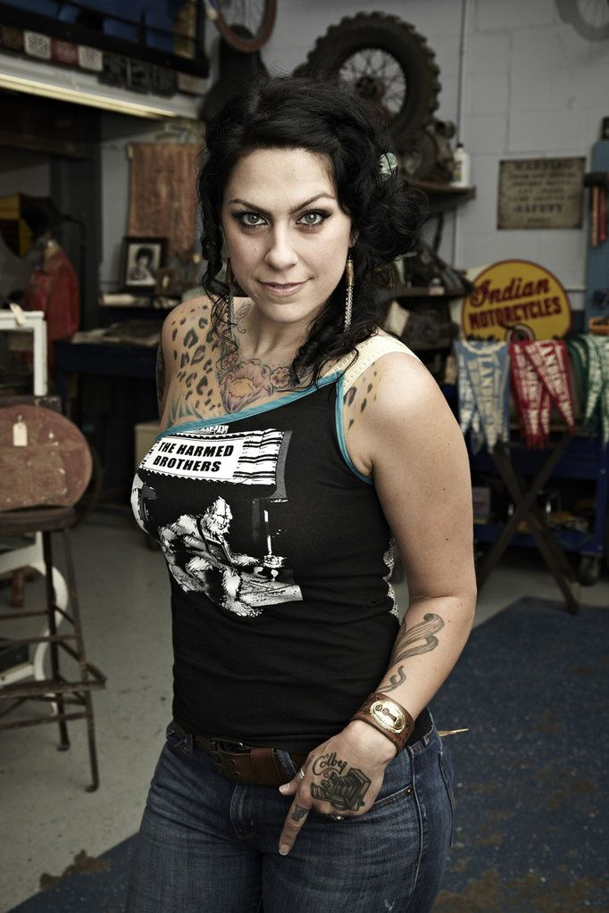 The American picked out life of Danielle Colby
